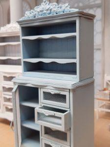 XL cupboard miniature kit
