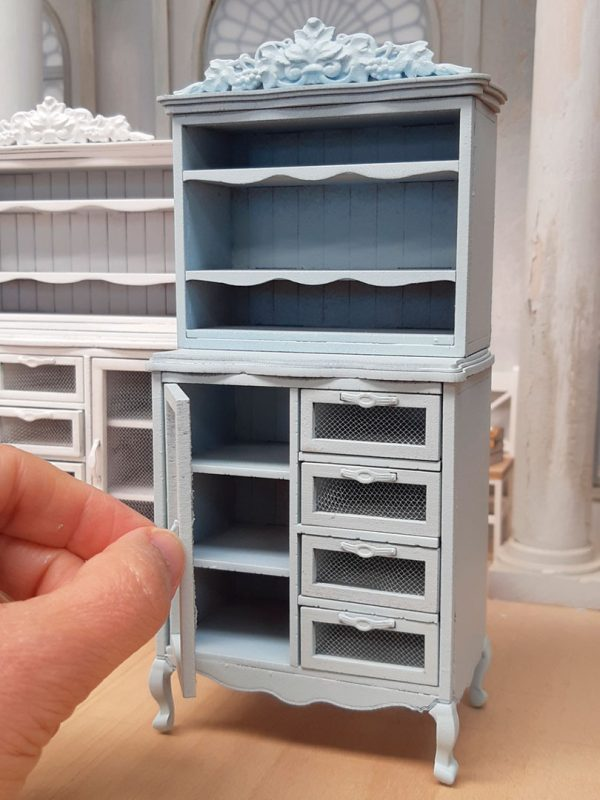 XL cupboard miniature kit