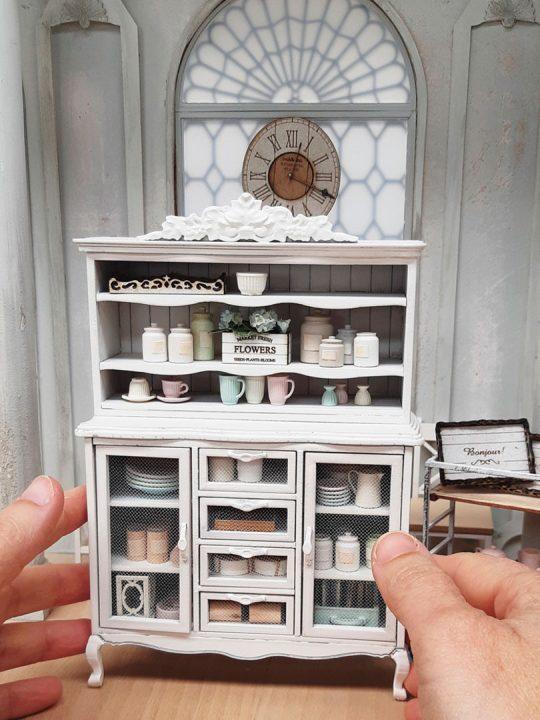 XXL miniature cupboard kit