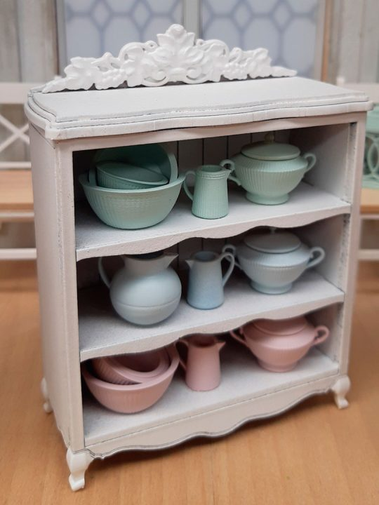 low sideboard miniature kit